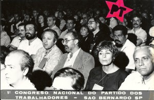 Primer Congreso del PT. San Pablo, xxxx xxxxx