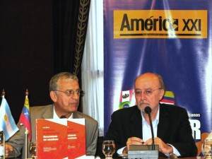 presnetación libro Montevideo con Díaz